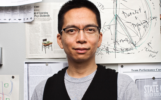 John Maeda, president, Rhode Island School of Design.