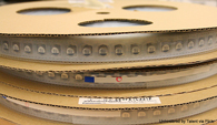 Electronics components on reels