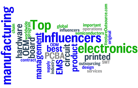 The VentureOutsource.com Top 100 People Influencing EMS - 2012