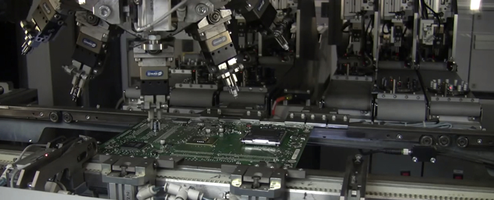 Outsource printed circuit board assembly (PCBA) managemen