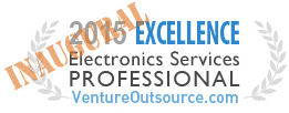 VentureOutsource.com Electronics Excellence Professional Awards